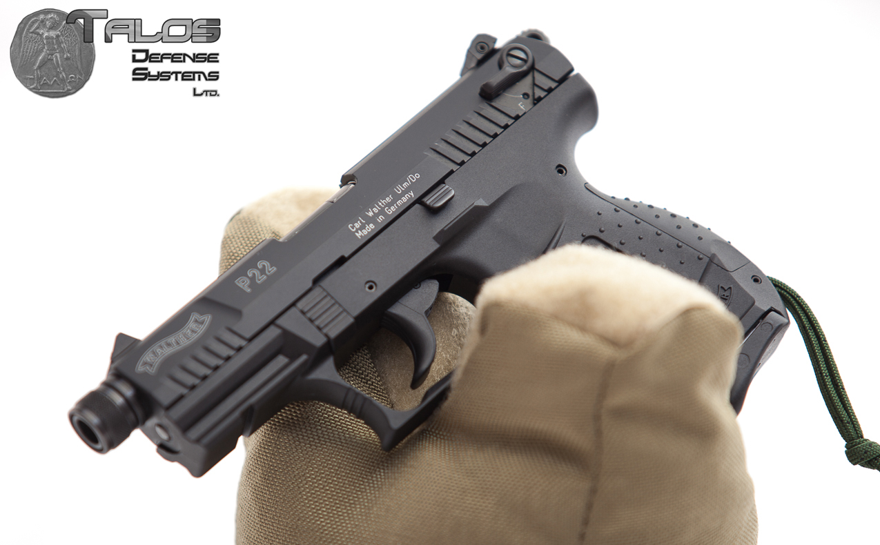Blog - WALTHER P22