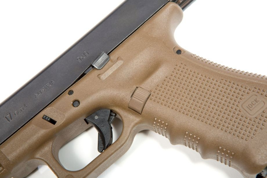 Vickers Tactical Extended Magazine Catch - Glock GEN4 Large Frame