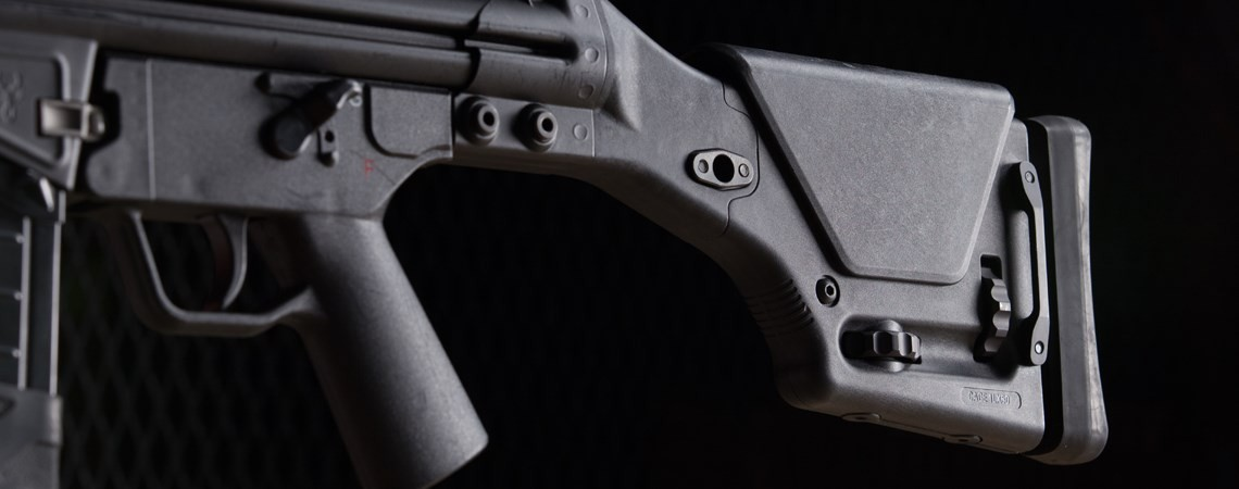 Magpul PRS2 Precision-Adjustable Stock – HK91/G3